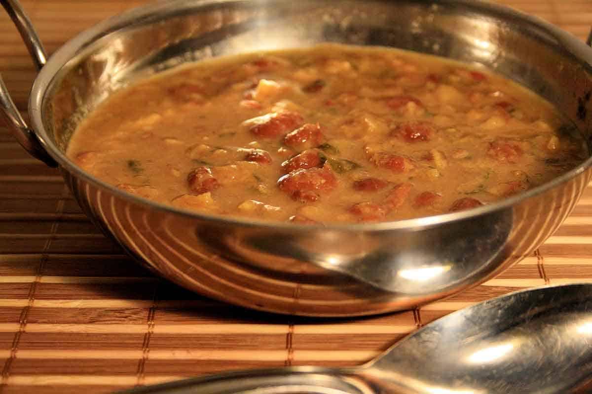 Rajma - Kidney Bean Curry