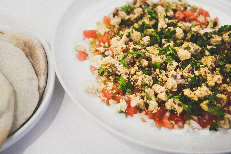Shangleesh Salad