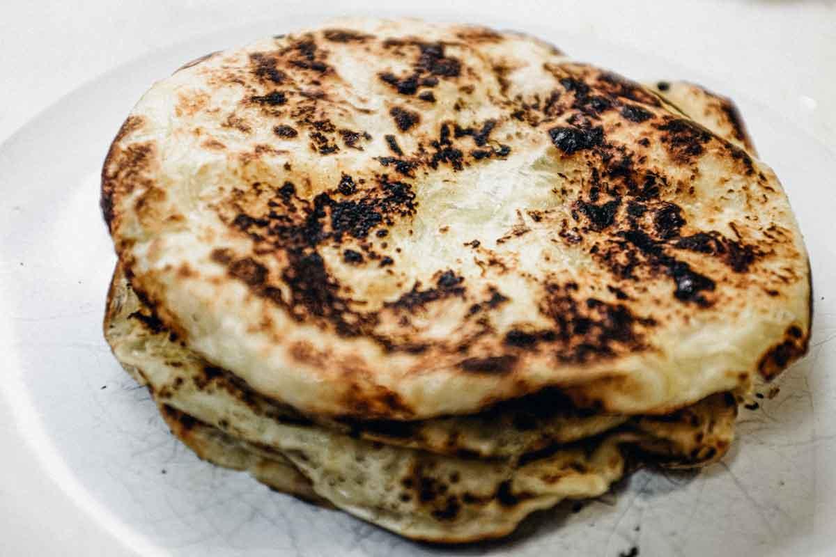 Beef Balti with Paratha