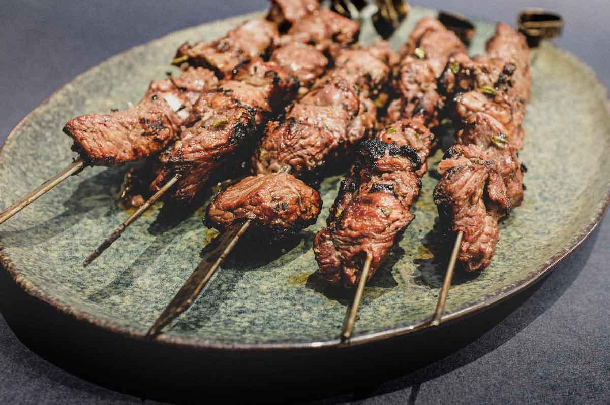 Argentinian Beef Skewers