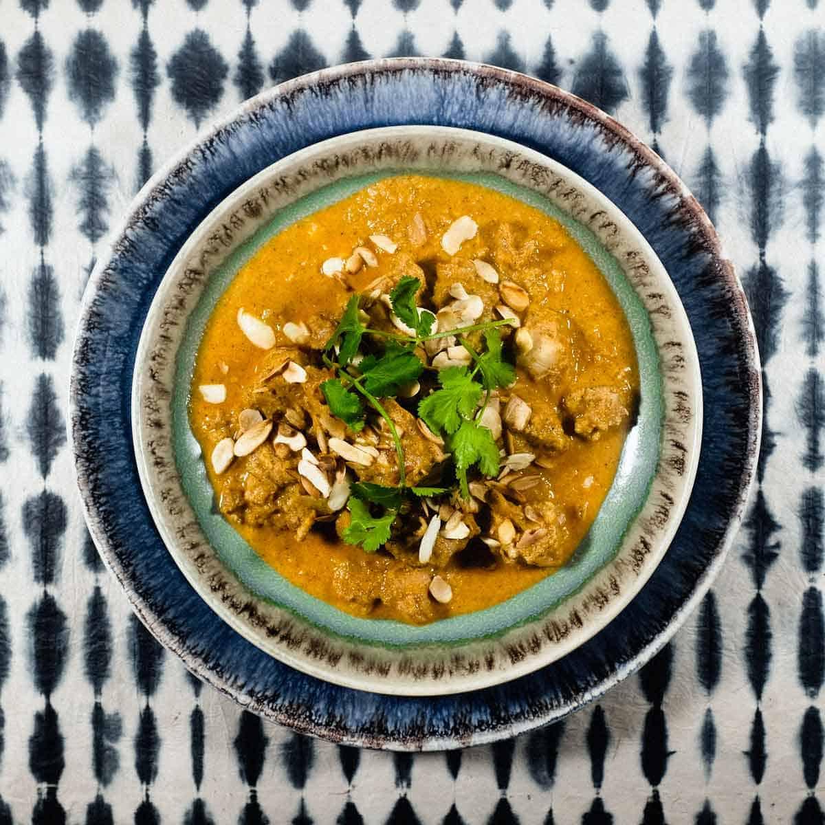 Mughlai Chicken | cookeatblog.com