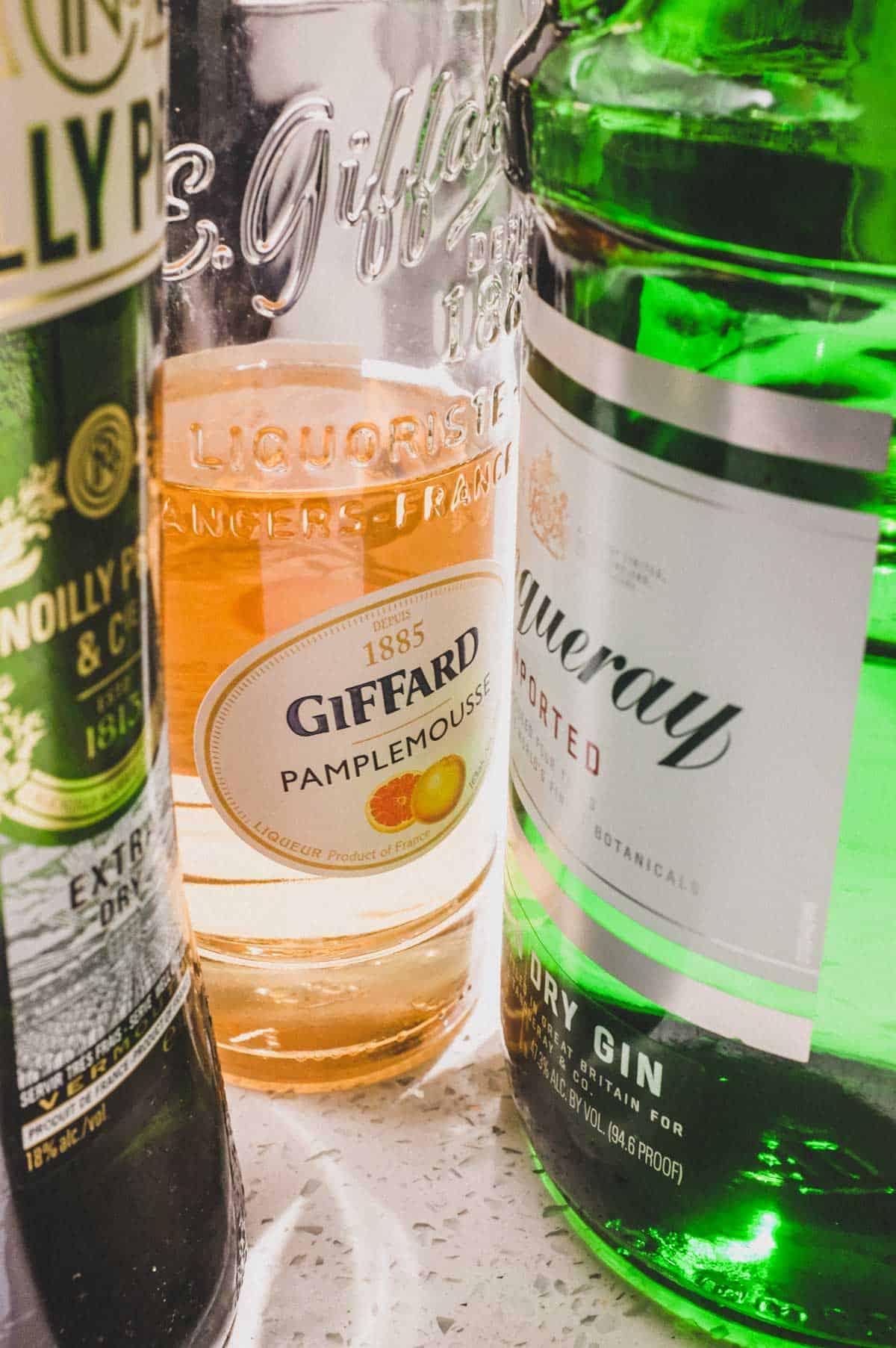 Pamplemousse Cocktail